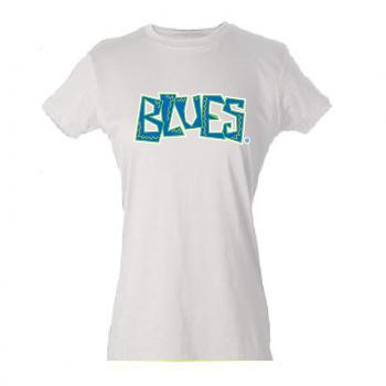 SC Blues - SCBL WhiteT-Shirt - Women's